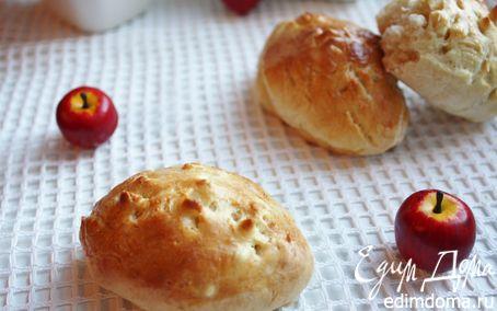 Рецепт Нежнейшие молочные булочки