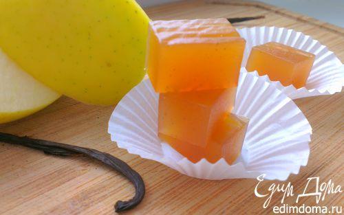 Как сделать мармеладки из яблок