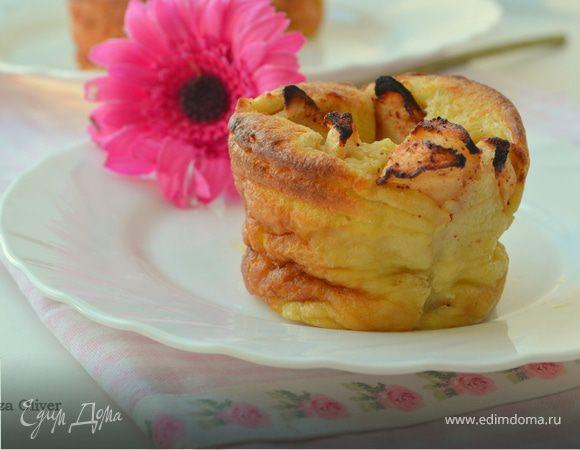 Йоркширские яблочные пудинги