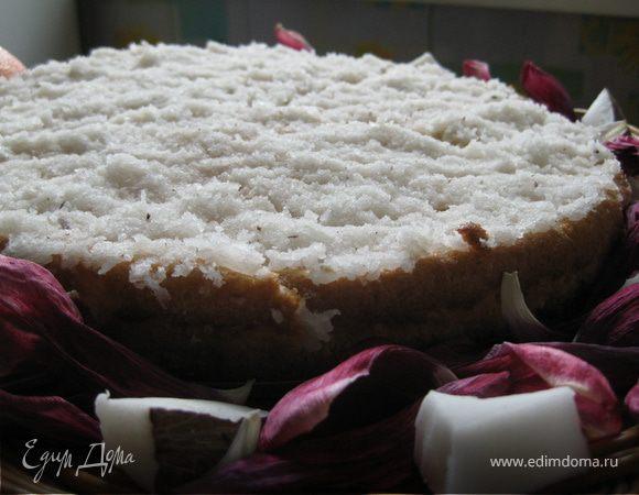 Молочно-кокосовый пирог