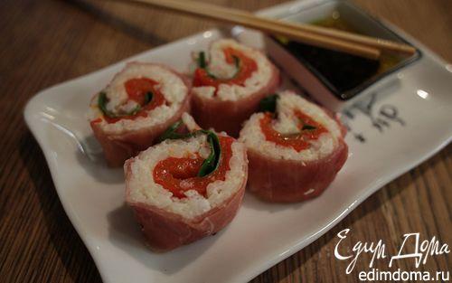 Рецепт Суши по-итальянски