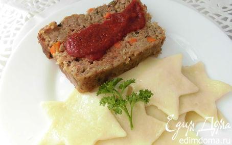 Рецепт Жаркое по-римски с домашней пастой