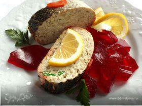 Фаршированная рыба (Гефилте фиш)