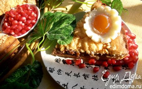 Рецепт Луковый пирог-закуска