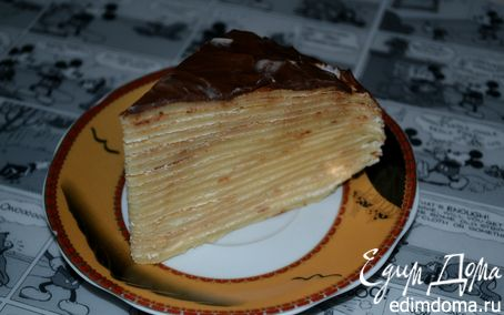 Рецепт Блинный торт