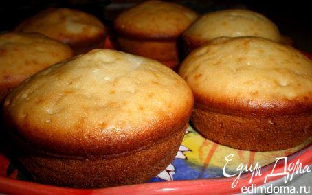 Рецепт Белковые кексы
