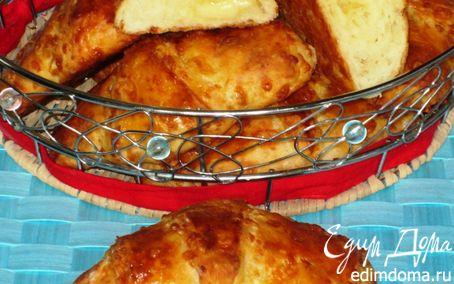 Рецепт Ароматные сырные булочки