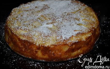 Рецепт Итальянский яблочный кекс