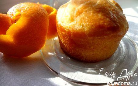 Рецепт Французские апельсиновые булочки