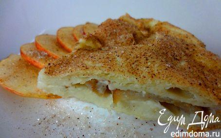 Рецепт Альмойшавена - пирог испанский сладкий