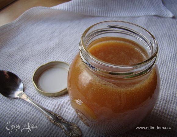 Соленый Карамельный соус (Карамель)