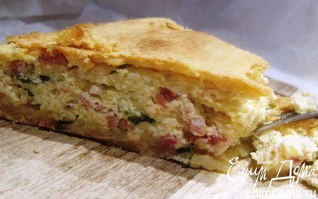 Рецепт Итальянский деревенский пирог