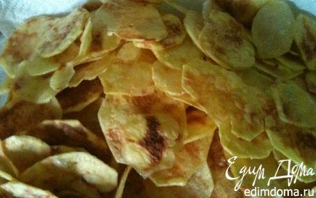 Рецепт Чипсы домашние - практически безвредные