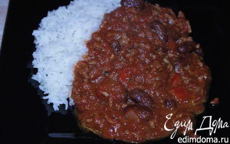Рецепт Чили кон карне классический (Chilli con carne)