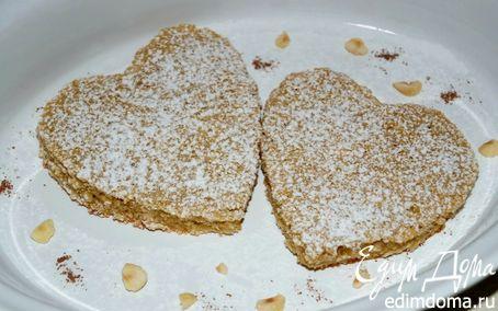 Рецепт Ореховый пирог (Torta di nocciole)