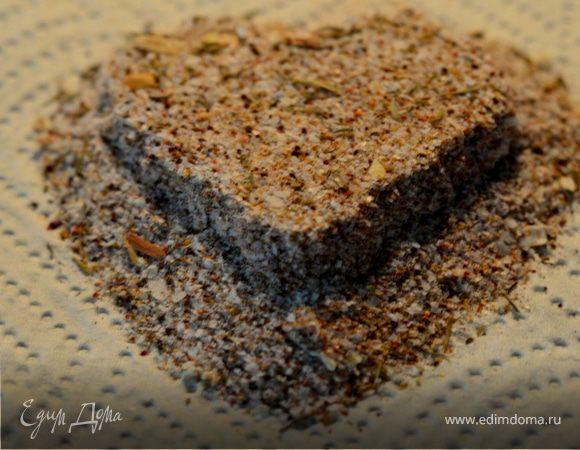 Соль с приправами для блюд