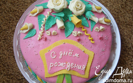 "Рецепт Торт ""Вацлавский"""