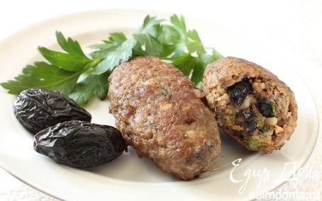 Рецепт Зразы с кавказской ноткой