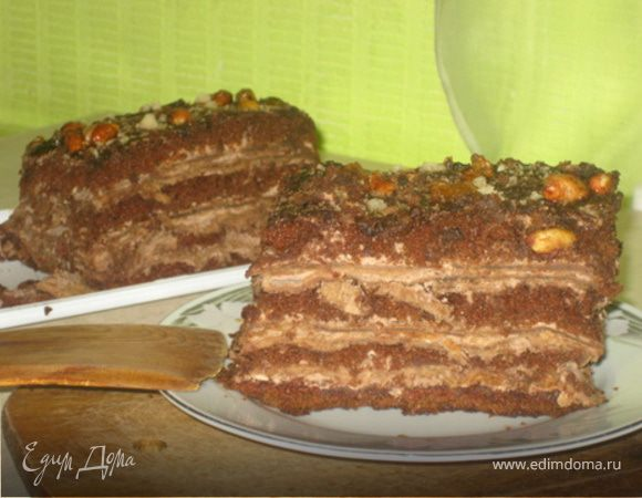 Пирожные «Драматические»