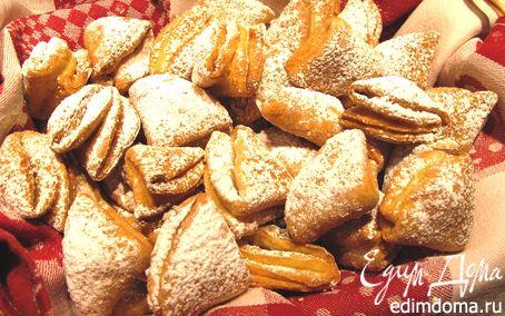 Рецепт Бабулино творожное печенье