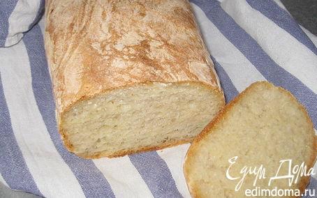 Рецепт Белый хлеб пышный