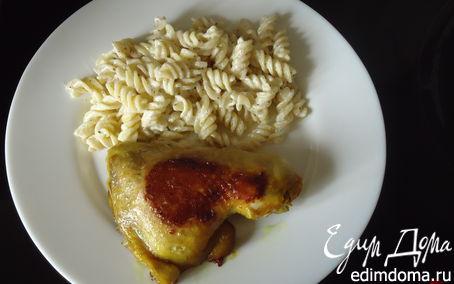 Рецепт Паста с курицей