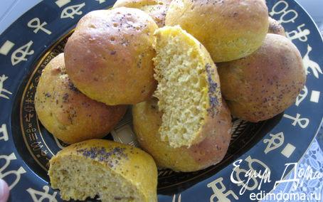 Рецепт Овощные булочки (постные)