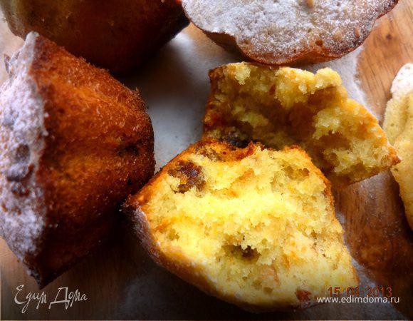 Апельсиновые кексы и/или печенье с орехами и финиками