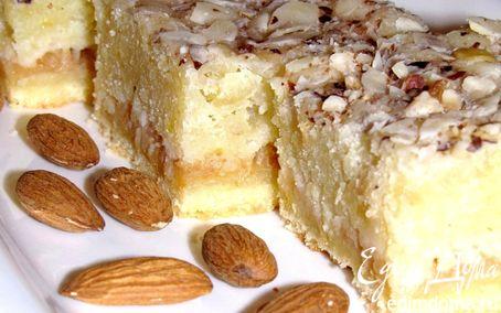 Рецепт Миндальные пирожные
