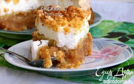 Рецепт Самый нежный «Польский яблочный пирог»