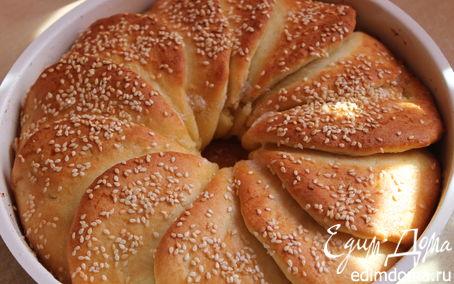 """Рецепт Сербский хлеб """"Погачице"""""""