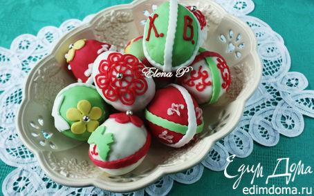 Рецепт Пасхальные яйца