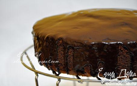 """Рецепт Шоколадный торт """"Куши"""""""