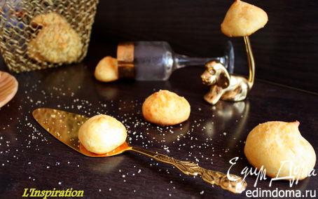 Рецепт Очень нежные шукеты с сыром