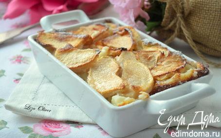 Рецепт Флонярд яблочный (flaugnarde)