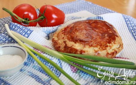 Рецепт Итальянская деревенская лепешка