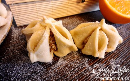 Рецепт Кронфла - восточная сладость
