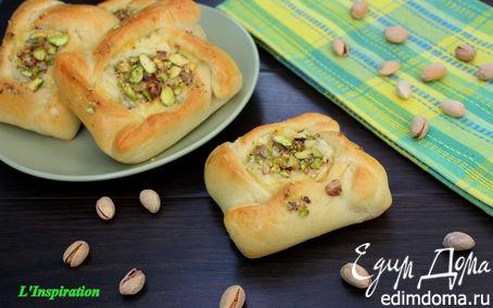 Рецепт Сырные булочки с фисташками
