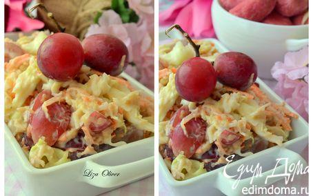 Рецепт Весенний хрустящий салат