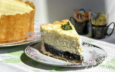 Рецепт Творожно-маковый пирог «Нестерка» (Тварожна-макавы пiрог «Несцерка»)