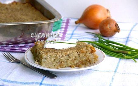 Рецепт «Бабка» (а также «Тертый картофель, запеченный в кишках»)