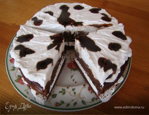 "Шоколадный торт ""Далматинец"""