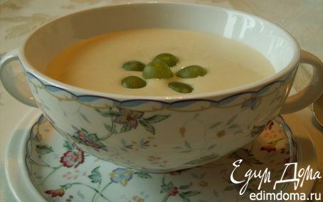 """Рецепт испанский миндальный суп (""""холодные супы"""")"""