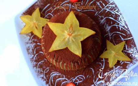 Рецепт Мусс из авокадо с клубникой и шоколадом