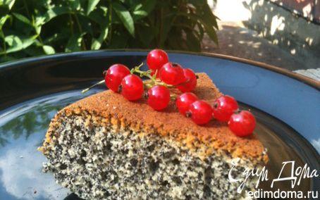Рецепт Кекс маковый с лимоном в мультиварке