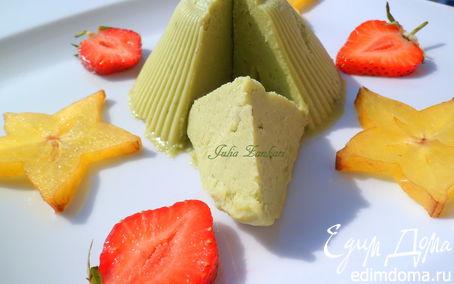 Рецепт Мороженое из авокадо