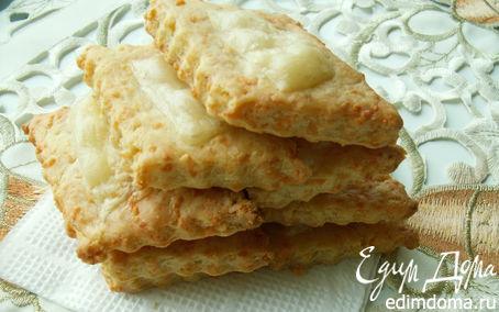 Рецепт печенье с сыром