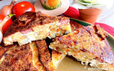 Рецепт Картофельный пирог по-испански