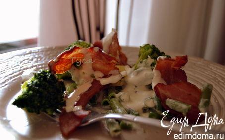 Рецепт экспромт-салат