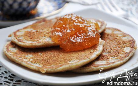 Рецепт Пшенично-ржаные блинчики